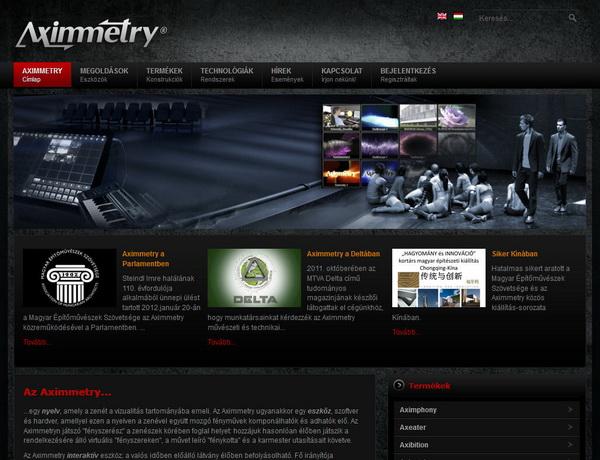 aximmetry